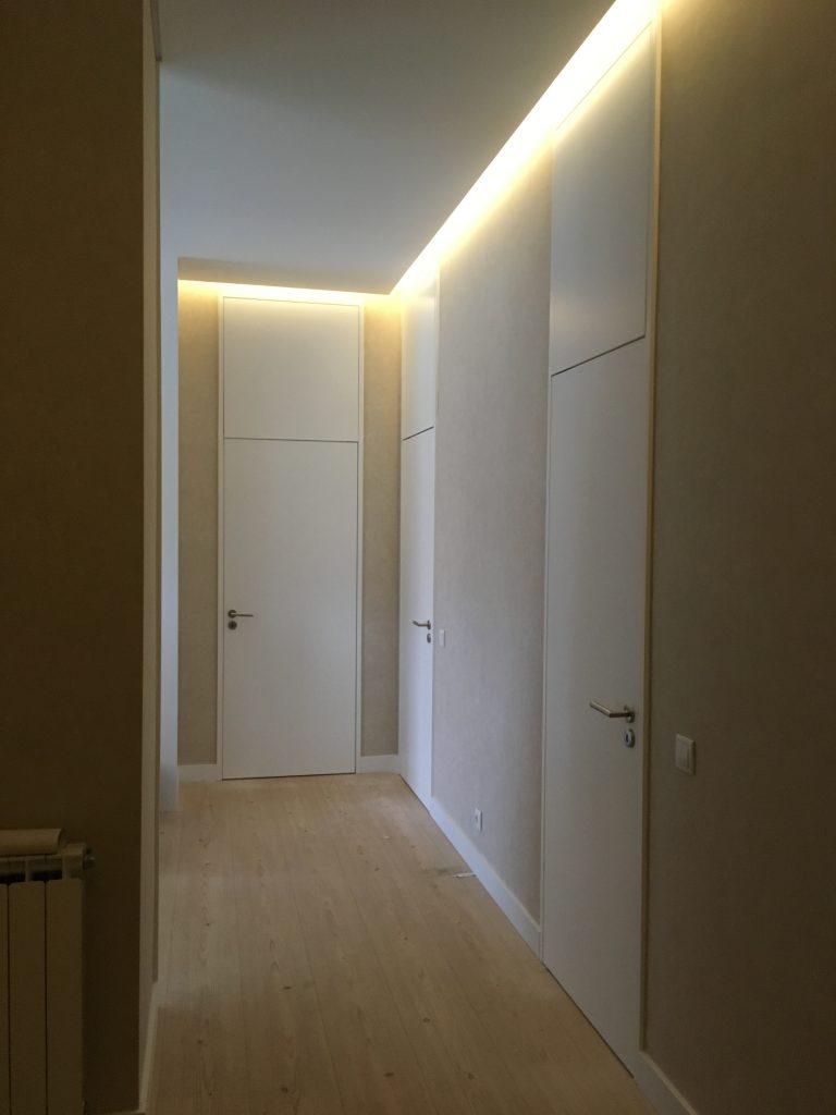 Apartamento Rua Conde Moser